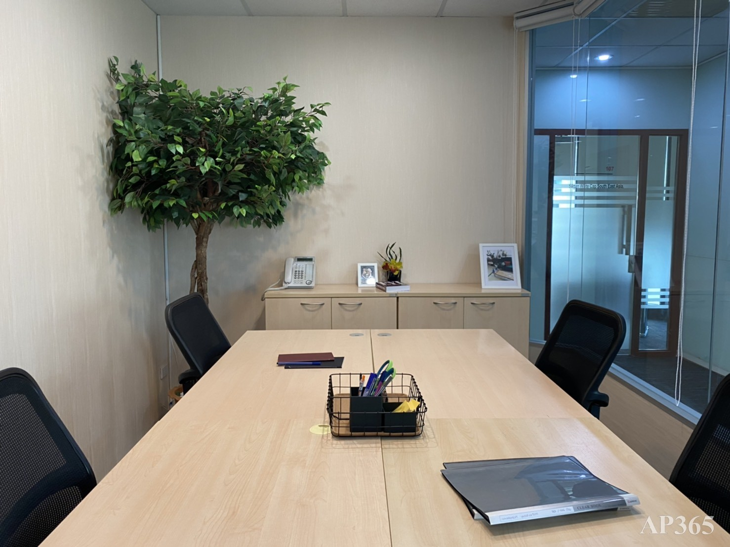 Linuxx Serviced Office - President Tower 11th Fl. (Room Atlantic) - 5
