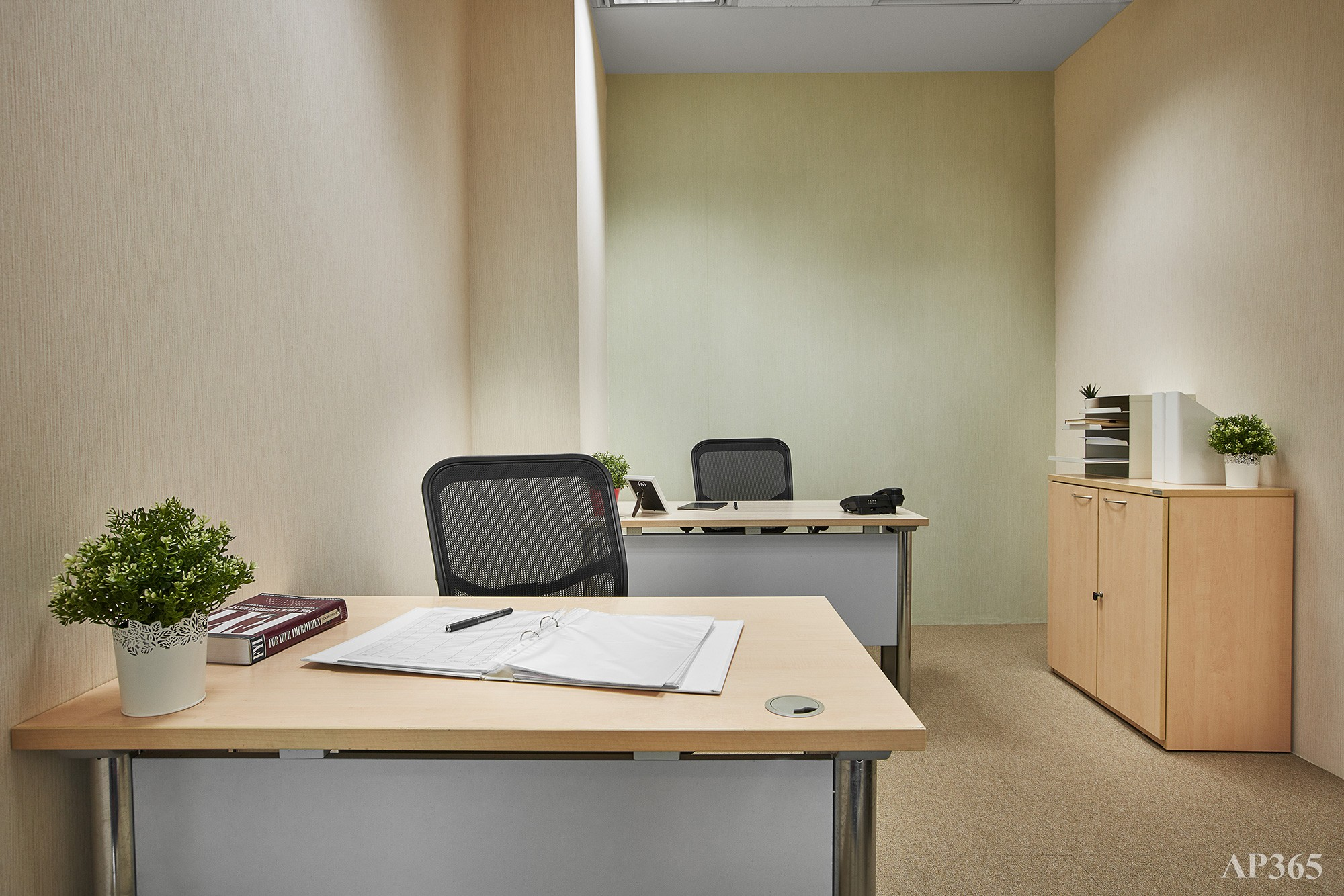 Linuxx Serviced Office - Asia Centre Building 17th Fl. (Room 103) - 3