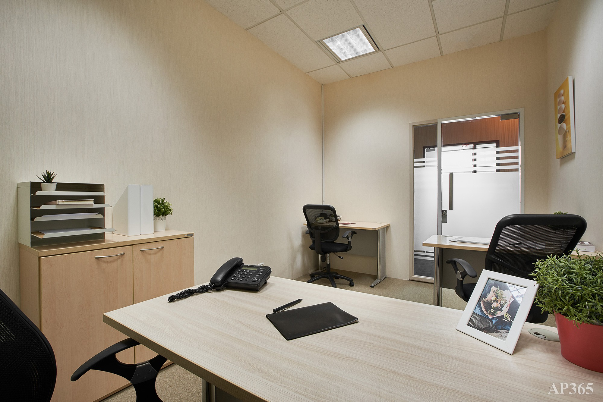 Linuxx Serviced Office - Asia Centre Building 17th Fl. (Room 103) - 5